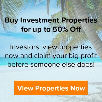 Buy Investment properties for up to 50% off