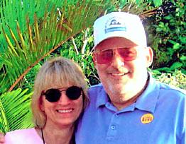 Jan and Bill Leon