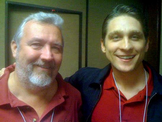 Tom Conway and Doug Smith
