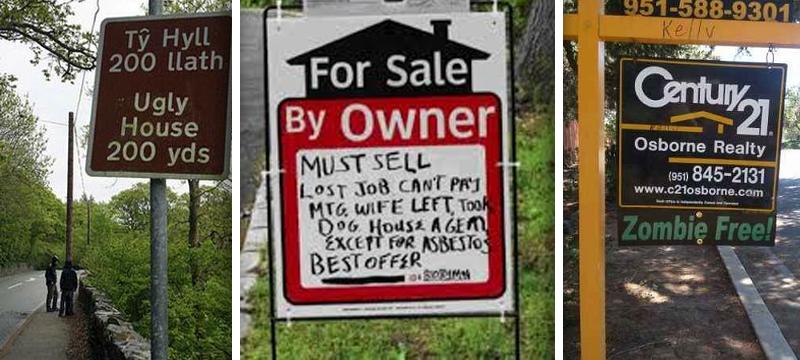 wholesale properties signs