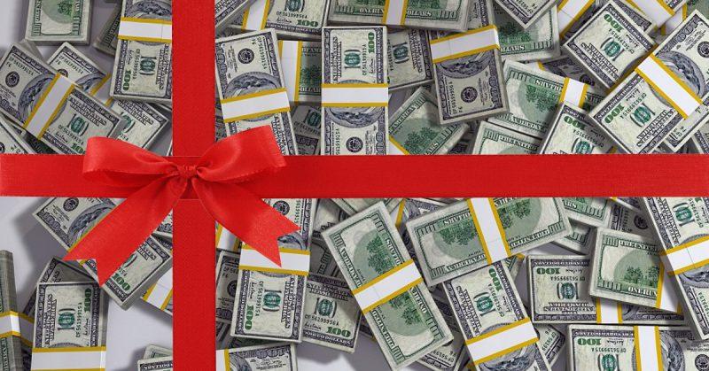 20 gift for real estate investors