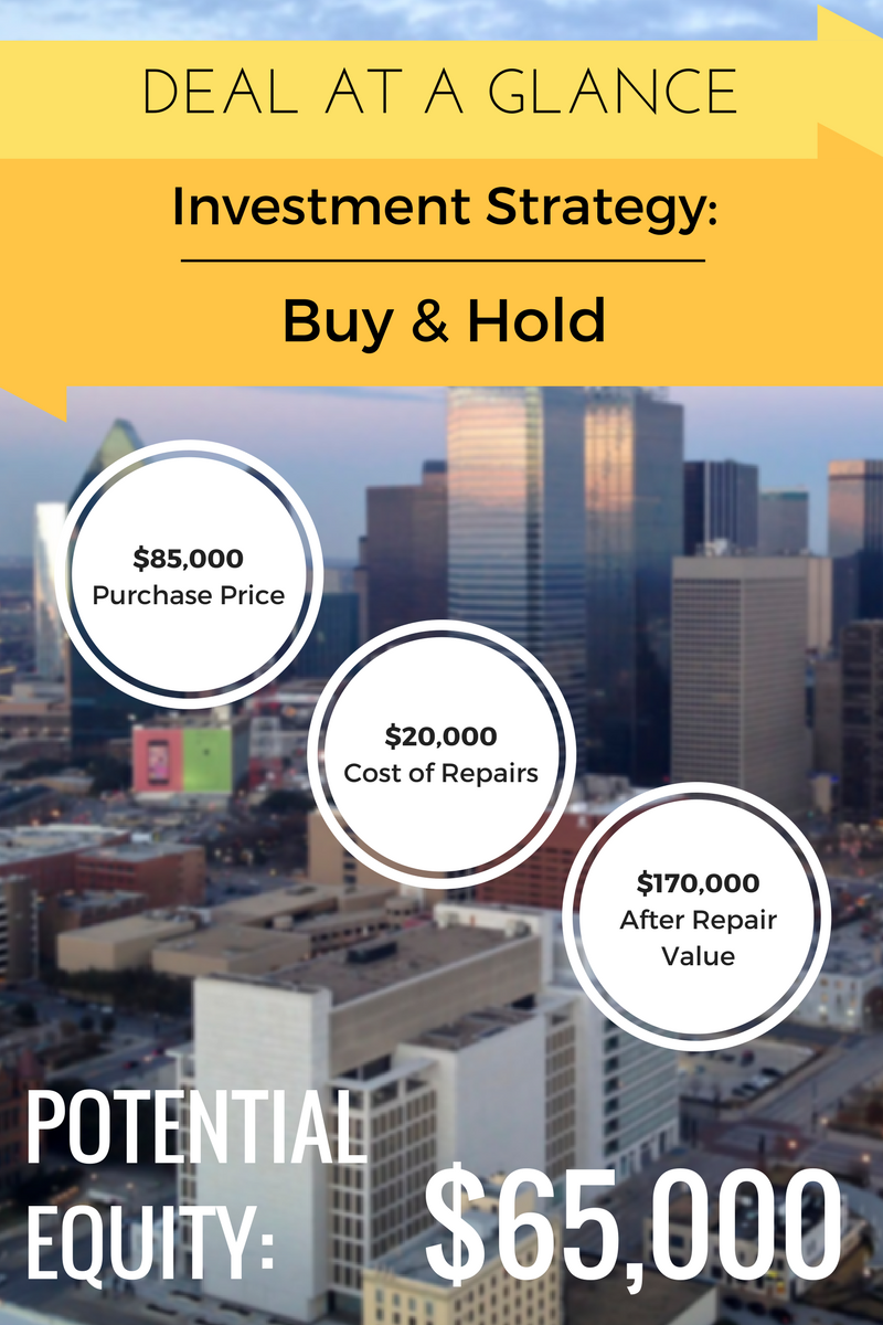 dallas investment property at a glance
