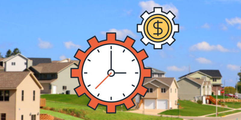 time is money real estate investing