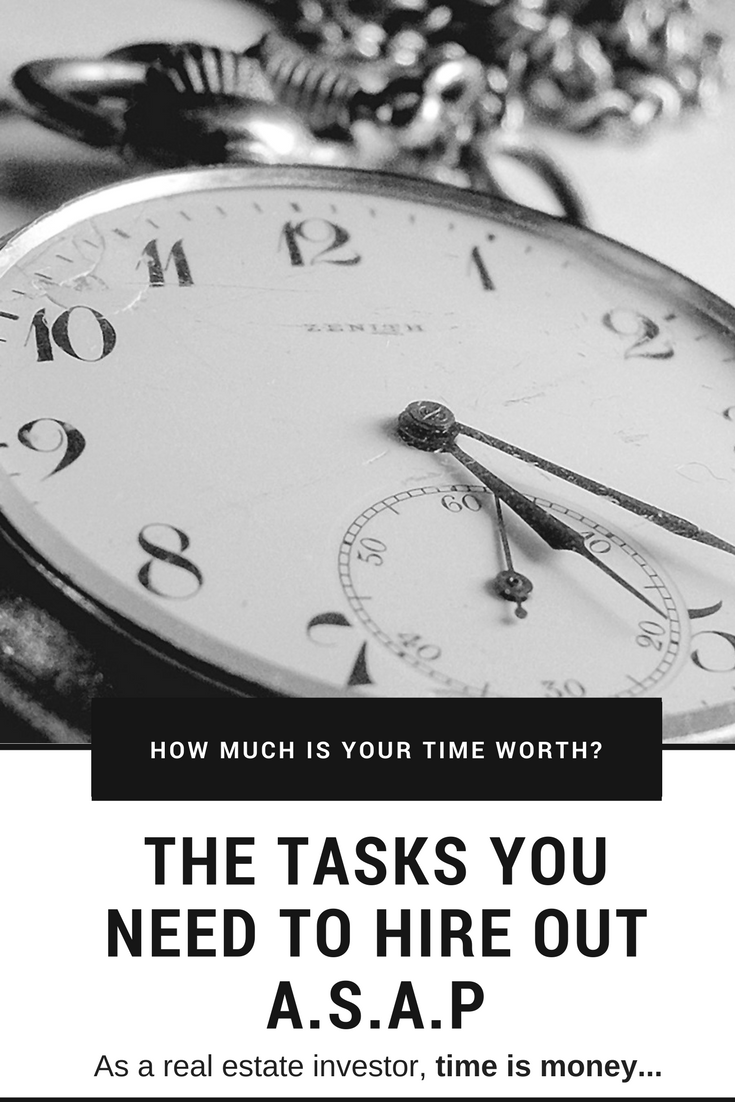 It's not always worth it to try to save money, because you could be wasting way too much time. And time is money.