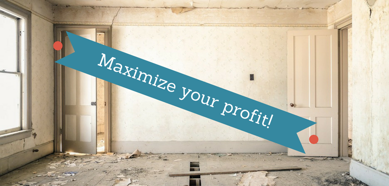 4 Unique Strategies to Maximize Your House Flipping Profit
