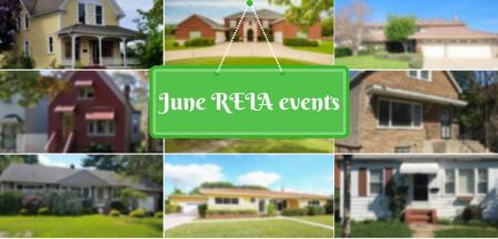 June real estate investor meetings