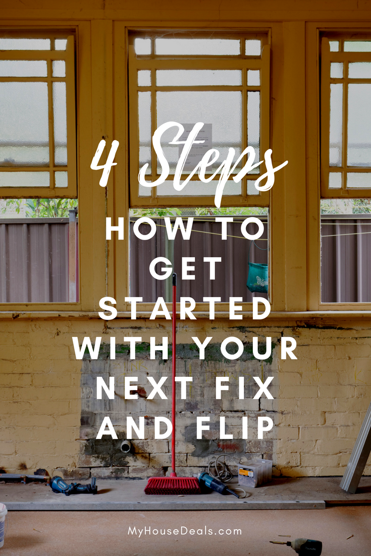 The fix and flip industry continues to grow. Now is the time to take advantage. Finding the right property for a fix and flip isn't just about finding the cheapest property, but about finding the property with the best return on investment