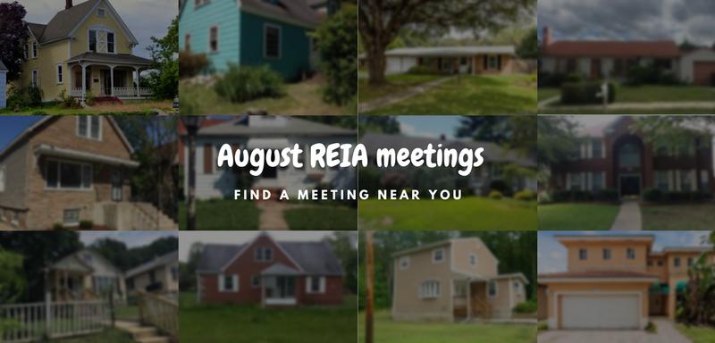 real estate investor meetings