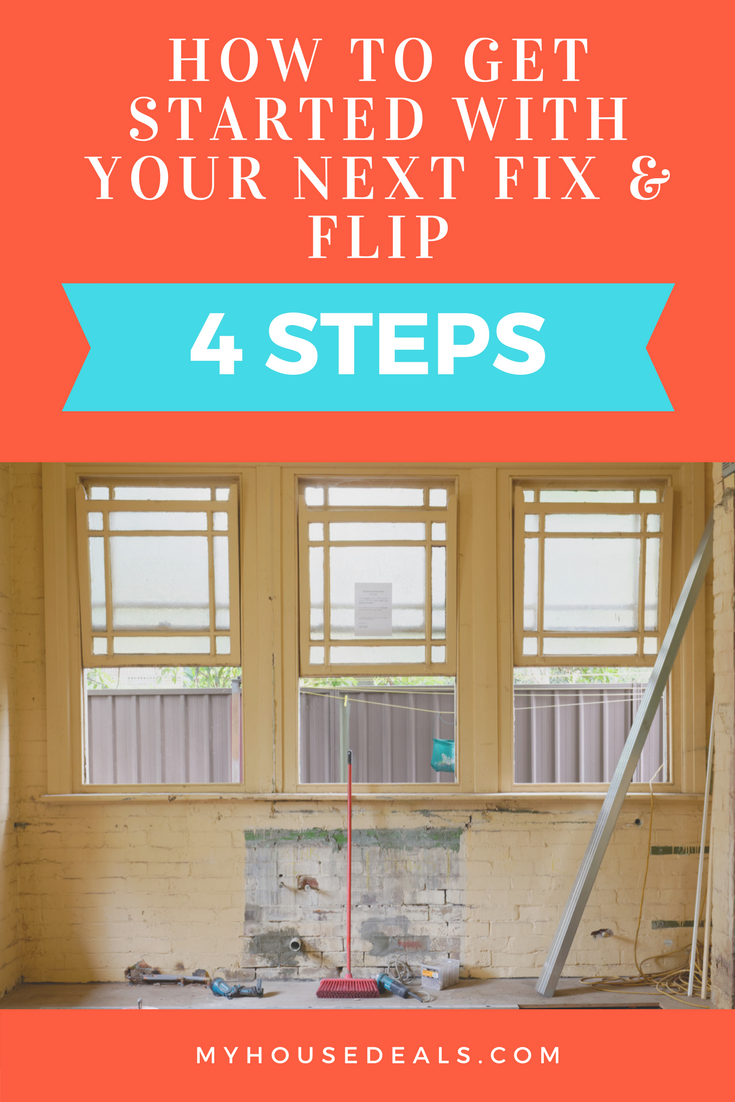The fix and flip industry continues to grow and now is the time to take advantage. Finding the right property for a fix and flip isn't just about finding the cheapest property, but about finding the property with the best return on investment