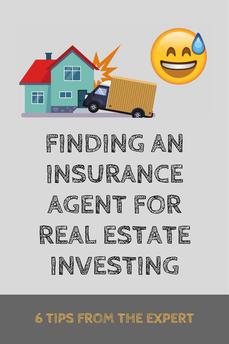 Finding an insurance agent is a crucial step in real estate investment. Check out this expert's tips for finding the best one for you.