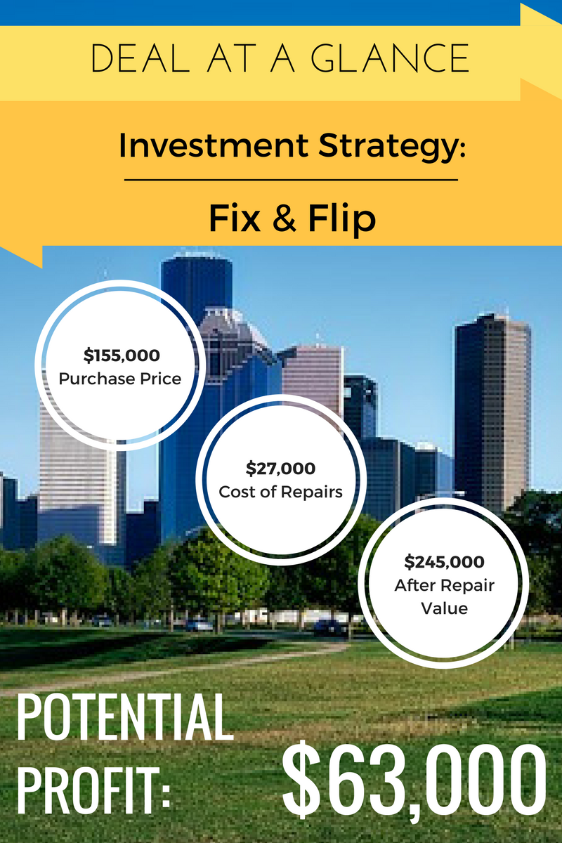 houston investment property