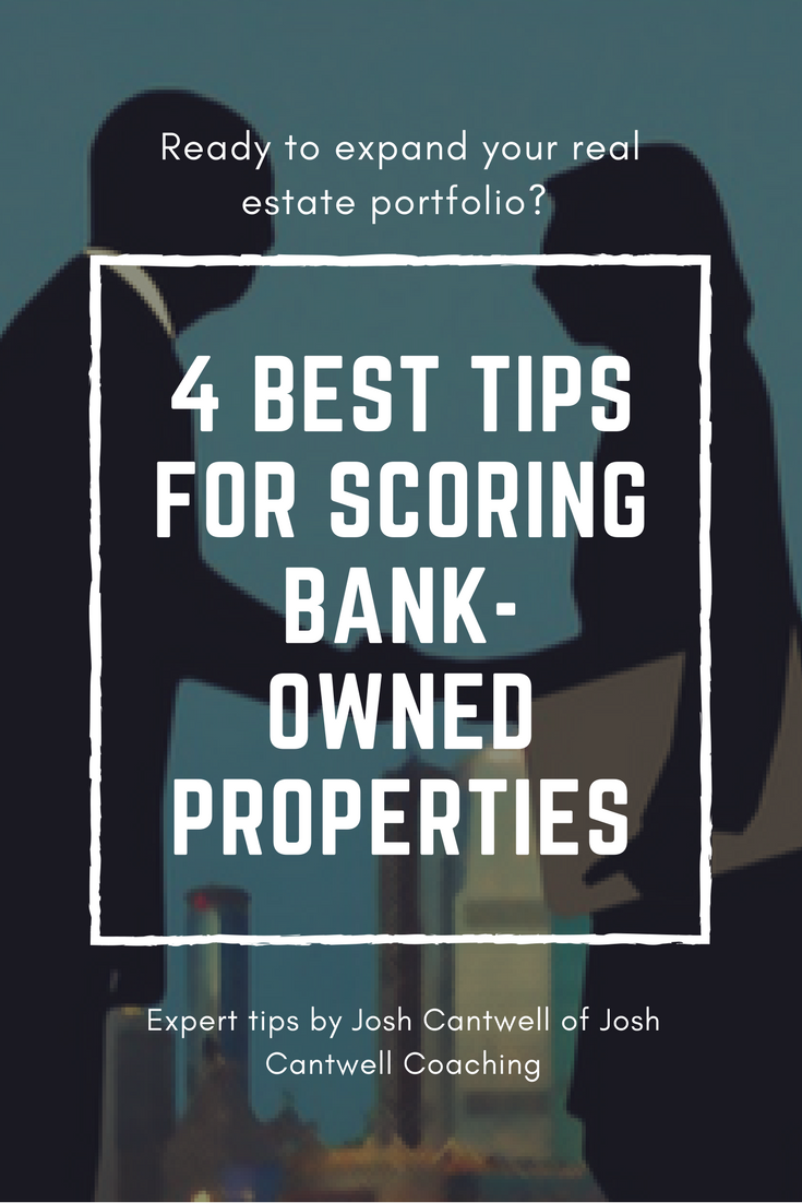Bank-owned properties can be an incredible way to broaden your real estate portfolio… You deal directly with the bank and can often purchase properties at a heavy discount.