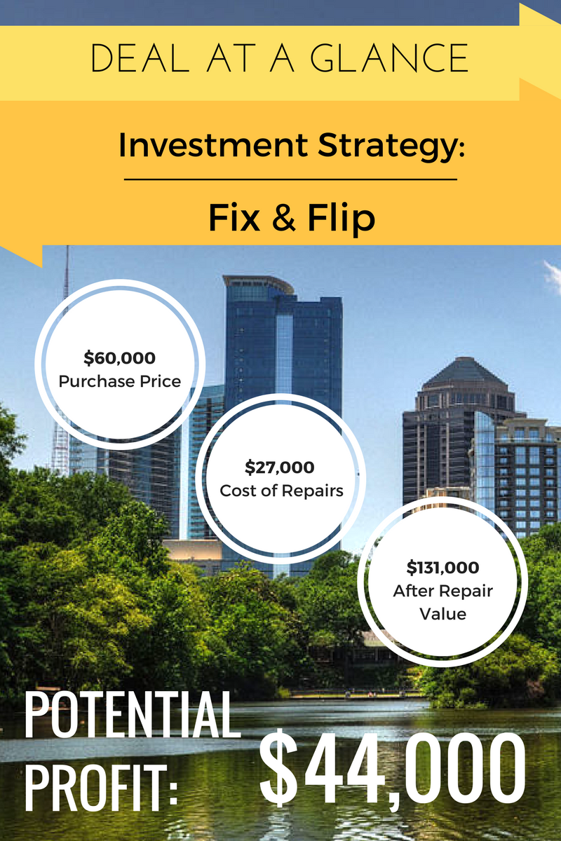 atlanta investment property
