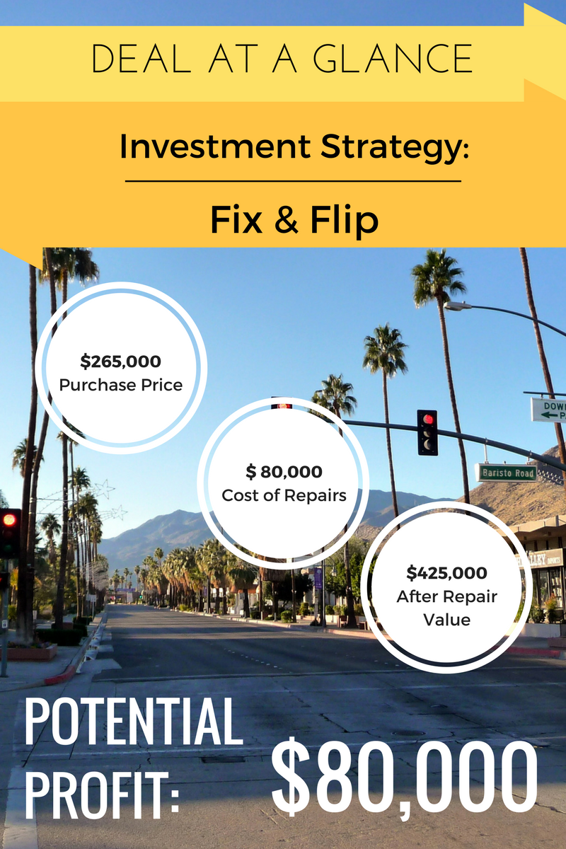 fontana investment property
