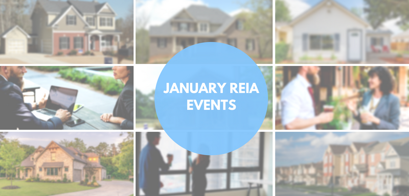 local real estate investor meetings