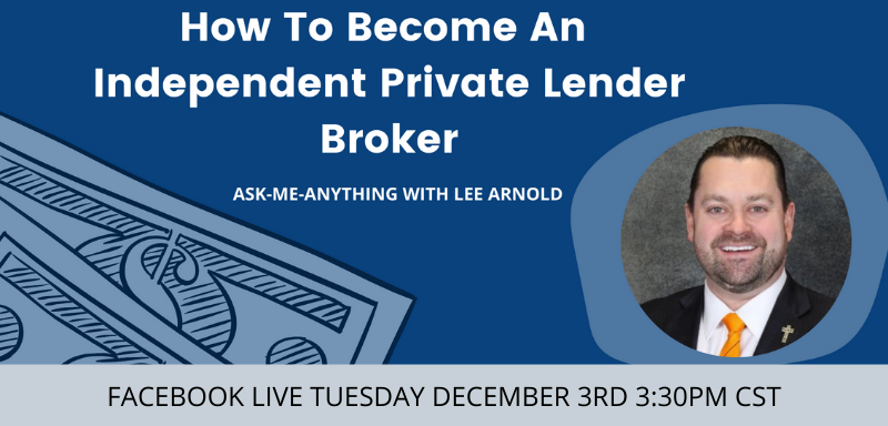 Private Lender Broker
