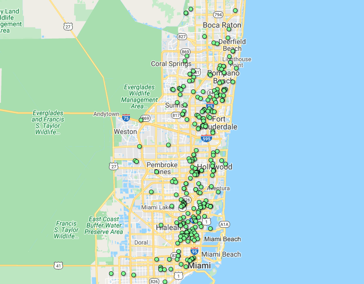 South Florida wholesale investment properties