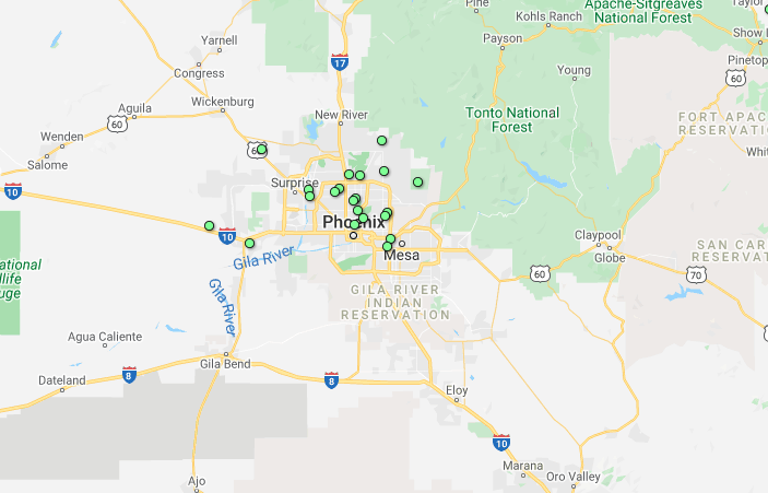 Phoenix wholesale investment properties
